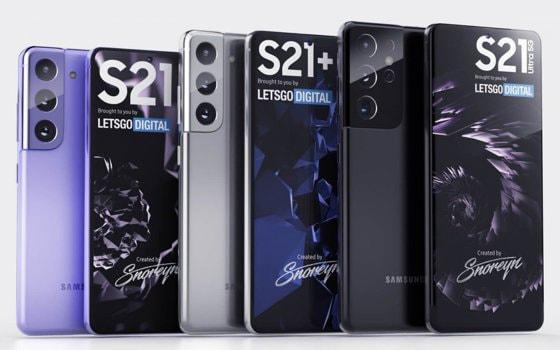 Se ştie cum va arăta Galaxy S21