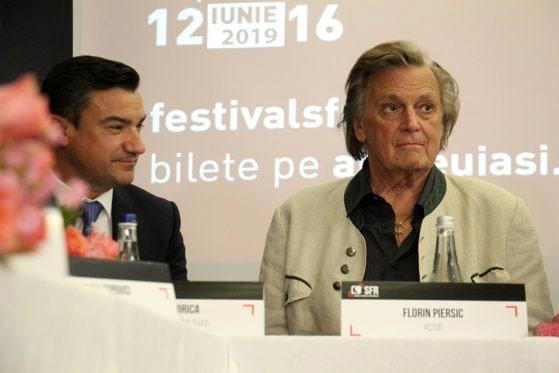 Actorul Florin Piersic, la 85 de ani: Acum, fiecare an împlinit e o victorie