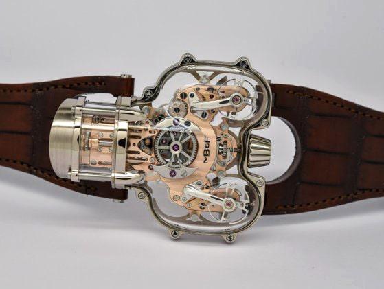 Brandul MB&F a lansat un ceas de lux în valoare de 440.000 de dolari