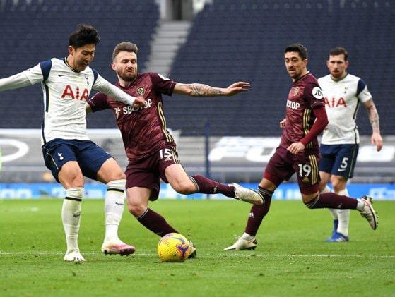 Coreeanul Son Heung-Min a marcat cel de-al 100-lea gol pentru Tottenham