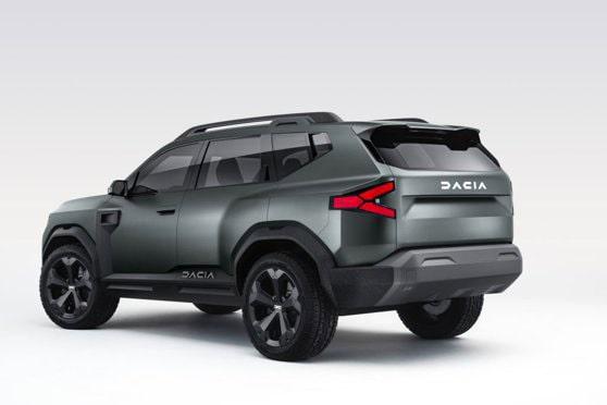 Dacia lansează conceptul Bigster, un SUV de 4,6 metri lungime. Strategia Groupe Renault pe următorii ani