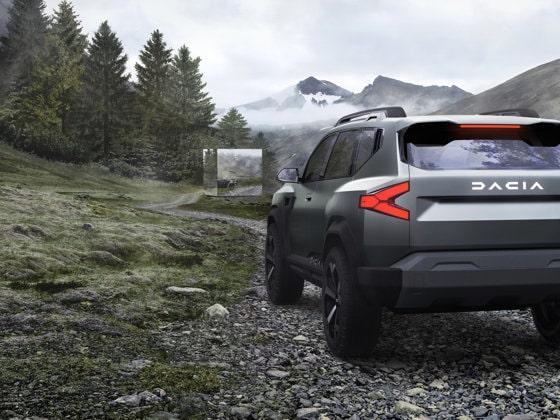 Dacia îşi schimbă logo-ul. Un început de 2021 promiţător pentru maşina românească