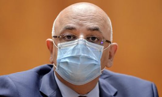 Explicaţia pentru numărul mic de infectări din ultima vreme? Arafat: Sunt cazuri de COVID-19 care nu se raportează. Le ştim!