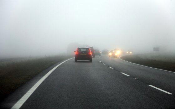 Se extinde ceaţa în Moldova. Meteorologii au redactat un nou Cod galben valabil în Galaţi şi Iaşi