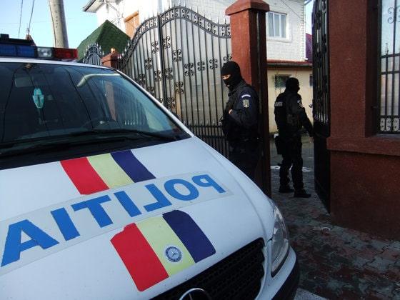 Forţele de ordine din Ilfov au oprit o petrecere din Voluntari