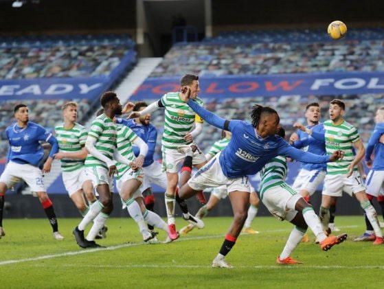 Glasgow Rangers se impune în meciul cu Celtic. Ianis Hagi a jucat doar în repriza secundă