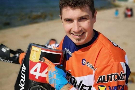 Mani Gyenes are şanse la podium la Malle Moto, cea mai dură probă a motocicliştilor la Raliul Dakar