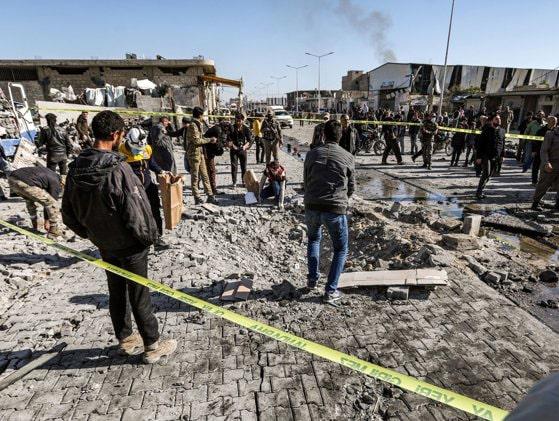 O maşină a explodat în Siria, în piaţa din oraşul Ras al-Ain. Mai mulţi oameni au fost ucişi şi răniţi