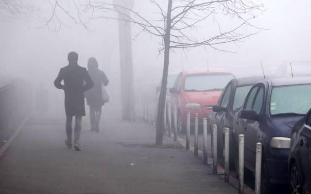 METEO: Coduri galbene de vânt şi ceaţă în trei judeţe din ţară