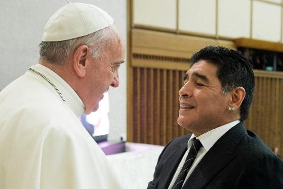 Sportul, privit de la Vatican. Ce crede Papa Francisc despre dopaj şi cum l-ar descrie pe Diego Maradona