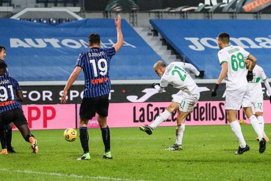 Vlad Chiricheş a marcat primul gol al anului pentru Sassuolo