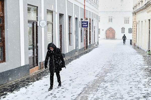 Vremea: Scad temperaturile în următoarele zile. Prognoză meteo pe două săptămâni