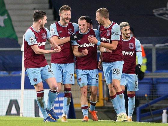 West Ham învinge Everton în deplasare şi produce prima surpriză a anului în Anglia