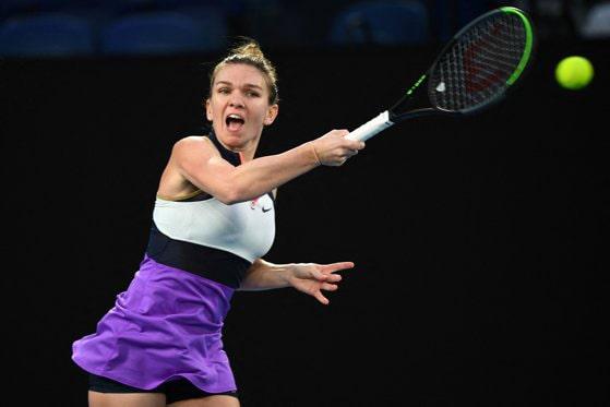 Când va juca Simona Halep partida cu Ajla Tomljanovic, în turul doi de la Australian Open