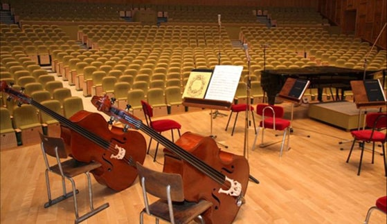 Concert Mozart la Sala Radio, transmis online, miercuri seara