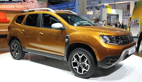 Dacia este pe primul loc la vânzări în Spania