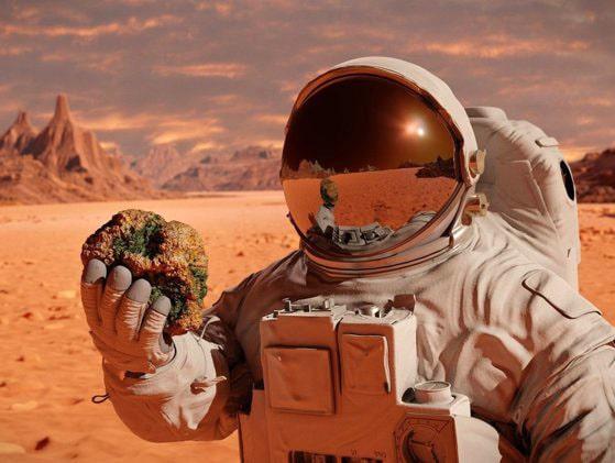 Un nou studiu arată că Marte a avut până la 20 de ere glaciare