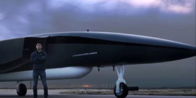 Ce poate cea mai mare dronă, Ravn X