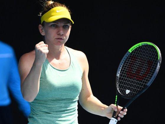 Simona Halep a învins-o fără emoţii pe Laura Siegemund la Gippsland Trophy