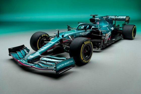 Aston Martin şi-a prezentat noul bolid cu care va concura în Formula 1. Cine va pilota monopostul în noul sezon