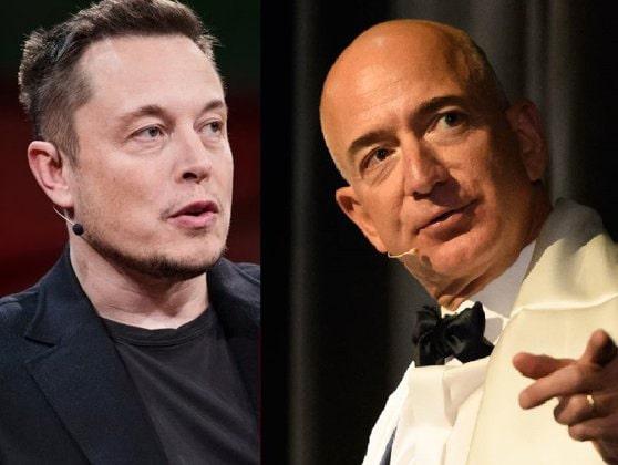 Cursa spaţială dintre cei mai bogaţi oameni din lume ia amploare. Elon Musk a obţinut un nou contract cu NASA