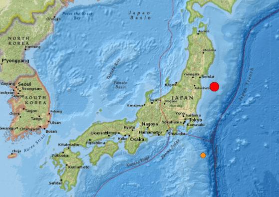 Un cutremur cu magnitudinea 7 a zguduit Japonia. Nu există risc de tsunami, iar centrala nucleară de la Fukushima nu a raportat avarii.