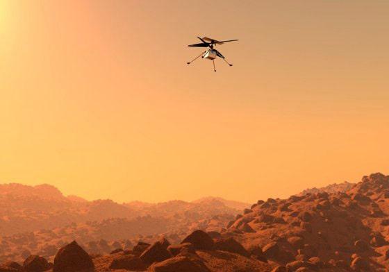 """""""Au făcut o treabă incredibilă şi au realizat toate obiectivele NASA"""". Elicopterul Ingenuity, aflat pe Marte, a primit o nouă misiune"""
