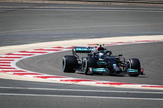 Mercedes, testare dificilă în Bahrain