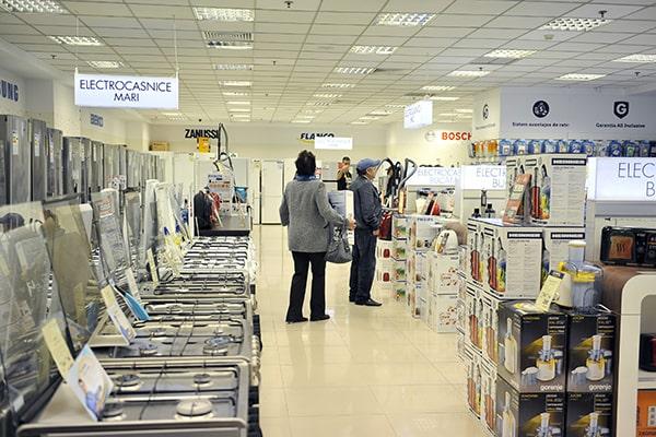 Noi reguli pentru vânzarea produselor electrocasnice. Etichetele energetice ale electrocasnicelor vor fi mai explicite