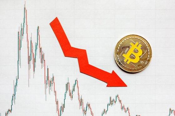 Bitcoin a atins cel mai slab nivel din acest an. Piaţa criptomonedelor a pierdut 300 de miliarde de dolari din cauza Chinei