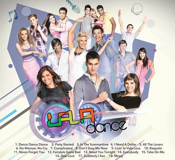 "LaLa Band lanseaza albumul ""LaLa Dance/LaLa Love Stories 2"""