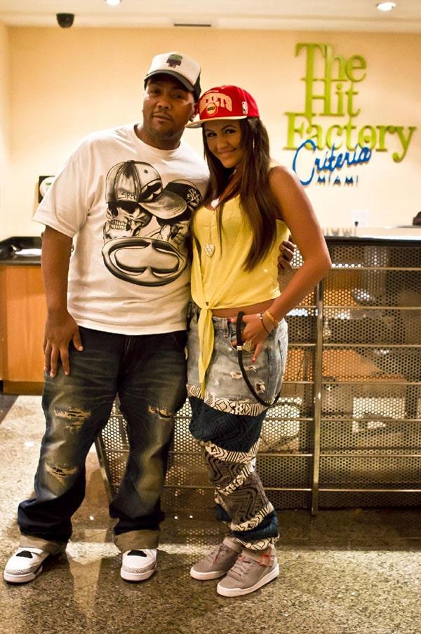 "LLP a remixat piesa ""Lose Control"", semnata Daryela feat. Timbaland"