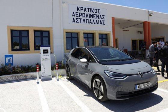 Volkswagen susţine trecerea către energia verde. Proiectul l-a costat pe producătorul german de autovehicule aproximativ 20 de milioane de euro